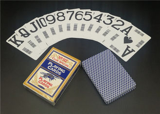 Standard Poker Size Cards Germany Black Core Paper 310 Grams Casino Quality